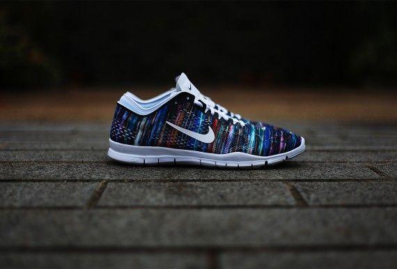 Nike Free 5.0 TR Fit 4 ID 'Stripe' | WAVE®