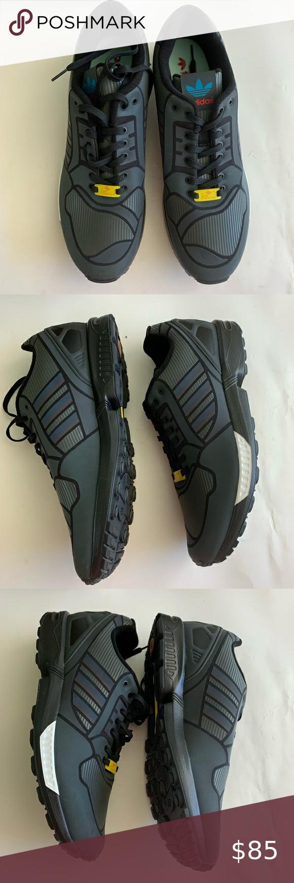 NWB Adidas ZX Flux B54177 men's size 12