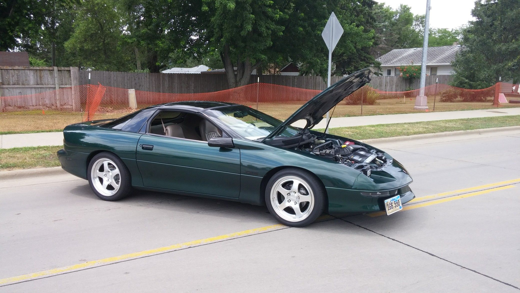 1994 Camaro Z28 383 Lt1 With A F1a Procharger Custom Lunati Cam