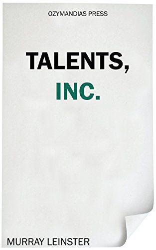Talents, Inc. (English Edition)