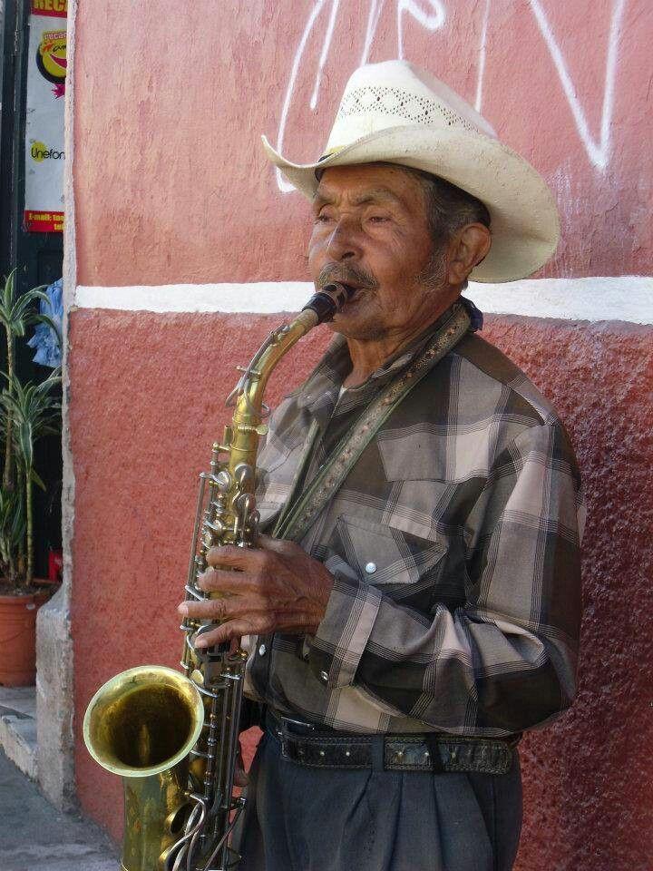 Músico  Michoacano.