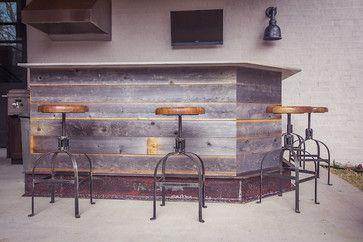Cool Rustic Bar Foot Rail Outdoor Kitchen Diy Kitchen Island Rustic Bar