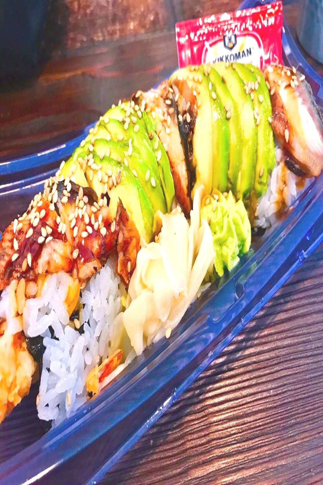 #dragoneelroll #tempurashrimp #eelroll #dragon #roll #imit #food #eel dragon eel roll #dragoneelroll #eelroll #tempurashrimp #eel #imitYou can find imitation crab salad and more on our website.dragon eel roll #dragoneelroll #eelroll #t...