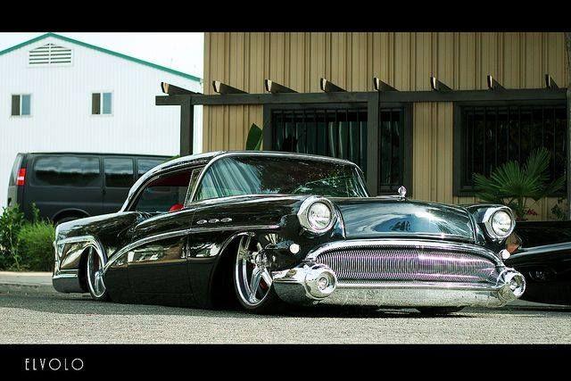 57 Buick!