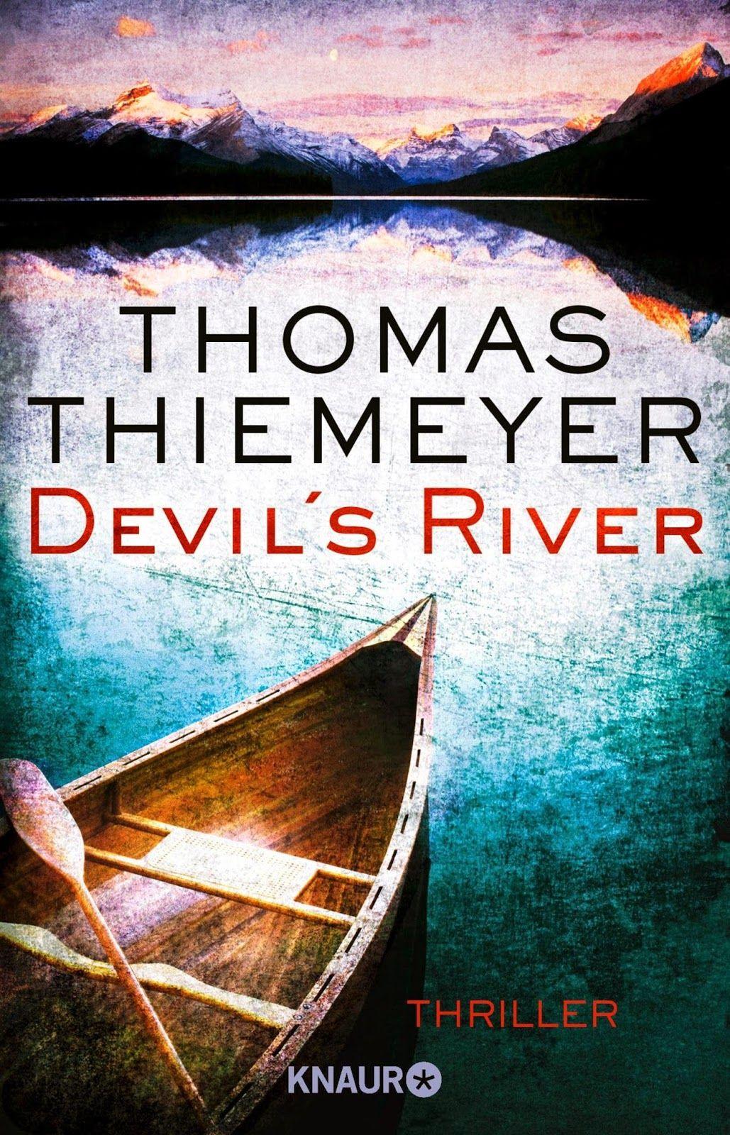 """Zwiebelchens Plauderecke: Rezension: """"Devil´s River"""" von Thomas Thiemeyer  -..."""