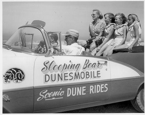 Sleeping Bear Dunesmobile by Seeking Michigan, via Flickr