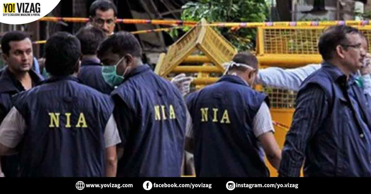 A Team Of The National Investigation Agency Nia Officials Is Expected To Arrive In Visakhapatnam Soon To Probe The Espionage Racket T Indian Navy National Investigation Agency Investigations