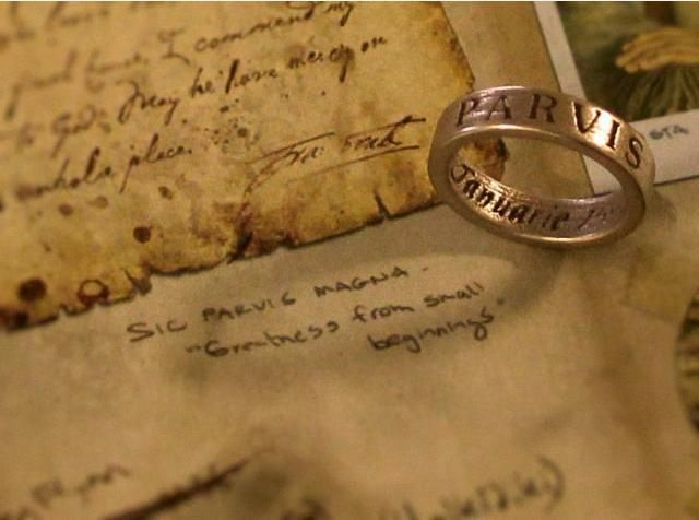 Nathan Drake Ring Meaning
