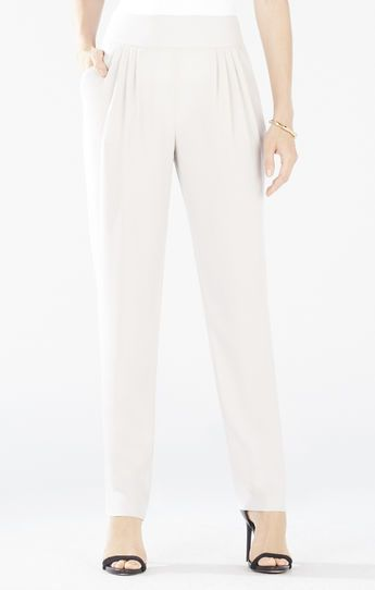 Franklyn Pleated Pant