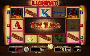 Neues Merkur Magie Automatenspiel online: Illuminati in Full HD