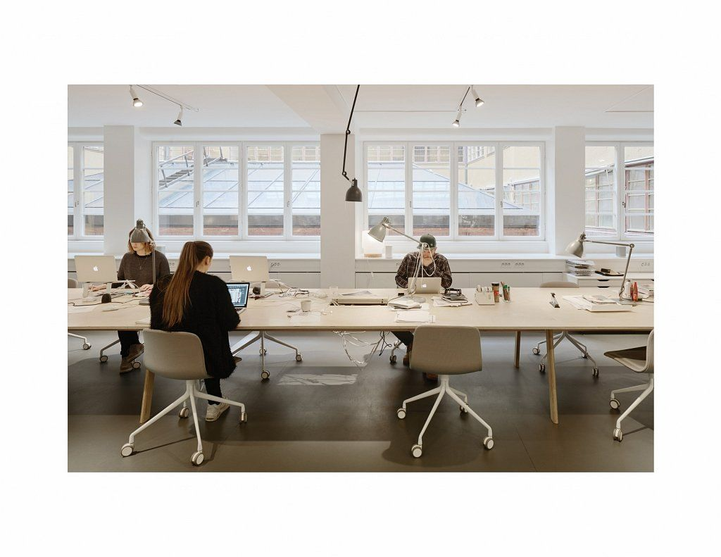 From Office to Creative Atelier