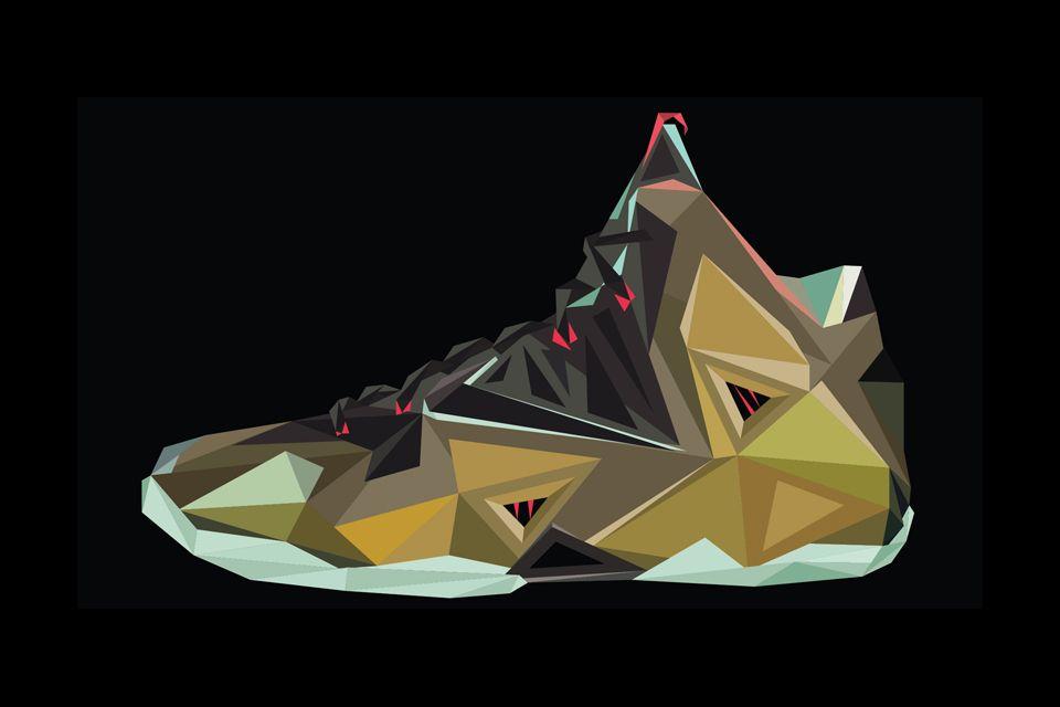 A-Decade-of-LeBron-James'-Signature-Nike-Footwear