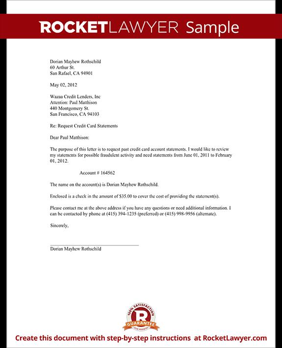 image result for credit card statement request letter sample cv computer science fresh graduate scaffolder job description resume attorney examples