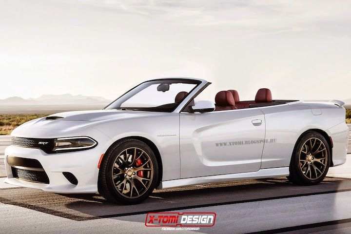 2 Door Charger Hellcat >> Dodge Charger Hellcat Convertible Copy Highest Hp Convertible