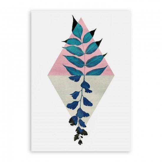 MONOQI | Geometry and Nature Print 1