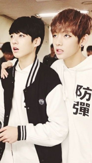 v and jungkook wallpapers