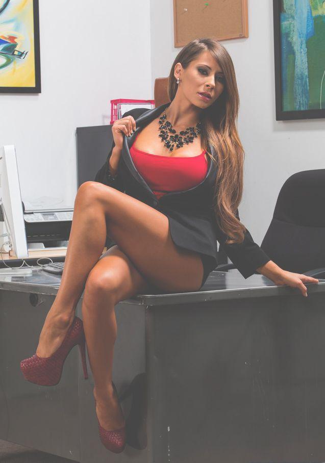 Madison ivy офис