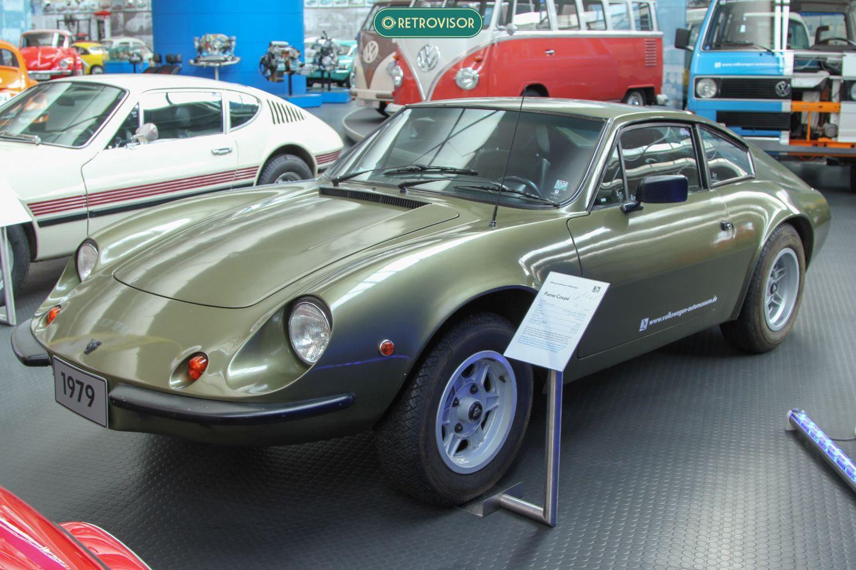 26030b301ff Puma no Museu da VW Alemanha
