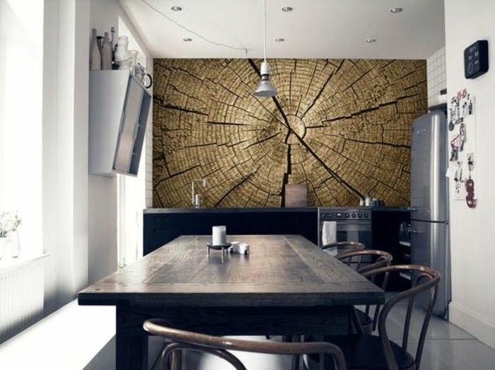 transformez vos murs laide dun papier peint 3d de l