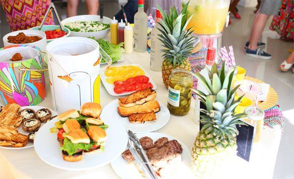 Pool Party Food Ideas For Teenagers