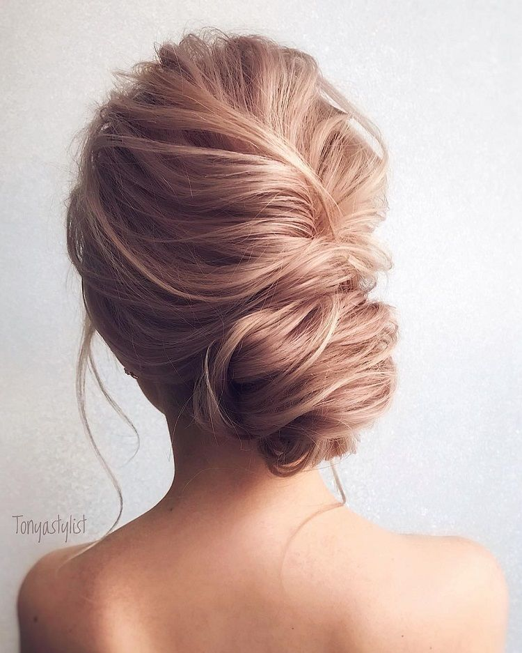 Gorgeous wedding updo hairstyle to inspire you | Bridal ...