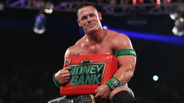 John Cena Wins Money In The Bank John Cena John Cena Wrestling Wwe S