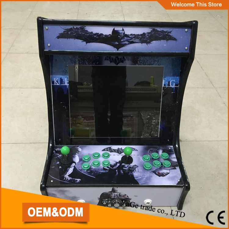 420.00$  Buy here - http://ali0yh.shopchina.info/go.php?t=32662631695 - china new innovative product Mini Household 645 in 1 Cocktail Table Arcade Game Machine 420.00$ #SHOPPING