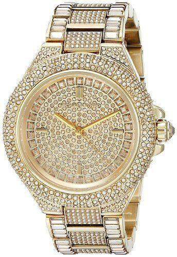 Michael Kors Mk5720 Camille Damenuhr Uhr Watch Gold Michael Kors Uhr Damenuhren Uhren