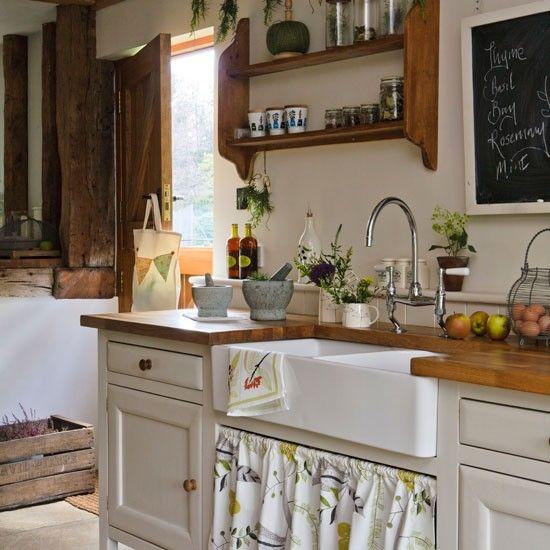 Cozinhas Com Um Pé No Quintal!por Depósito Santa Mariah