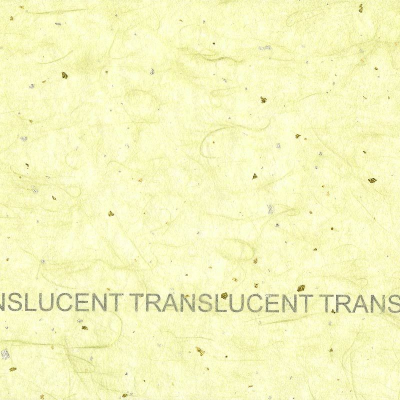 Kingin Tissue Paper - Nekoyanagi (Pussywillow Green)