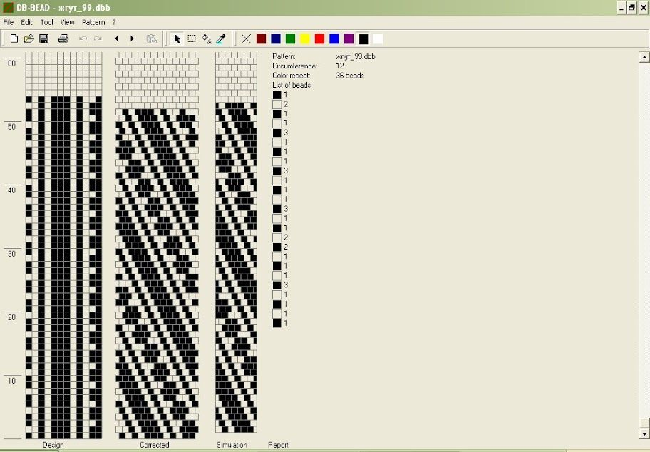 12 Perles Tutorial Design Tubular Bead Crochet Jewelry Patterns By