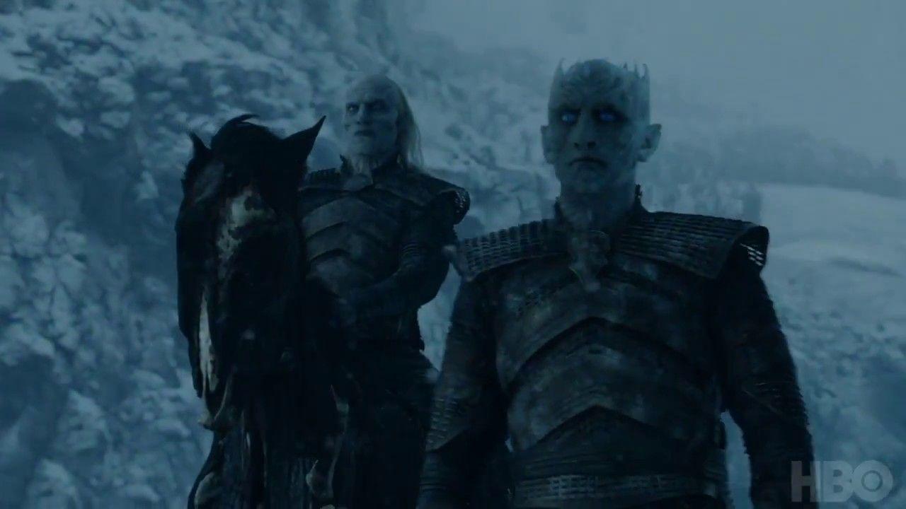Game Of Thrones Season 7 Episode 6 Night S King Wallpaper Night