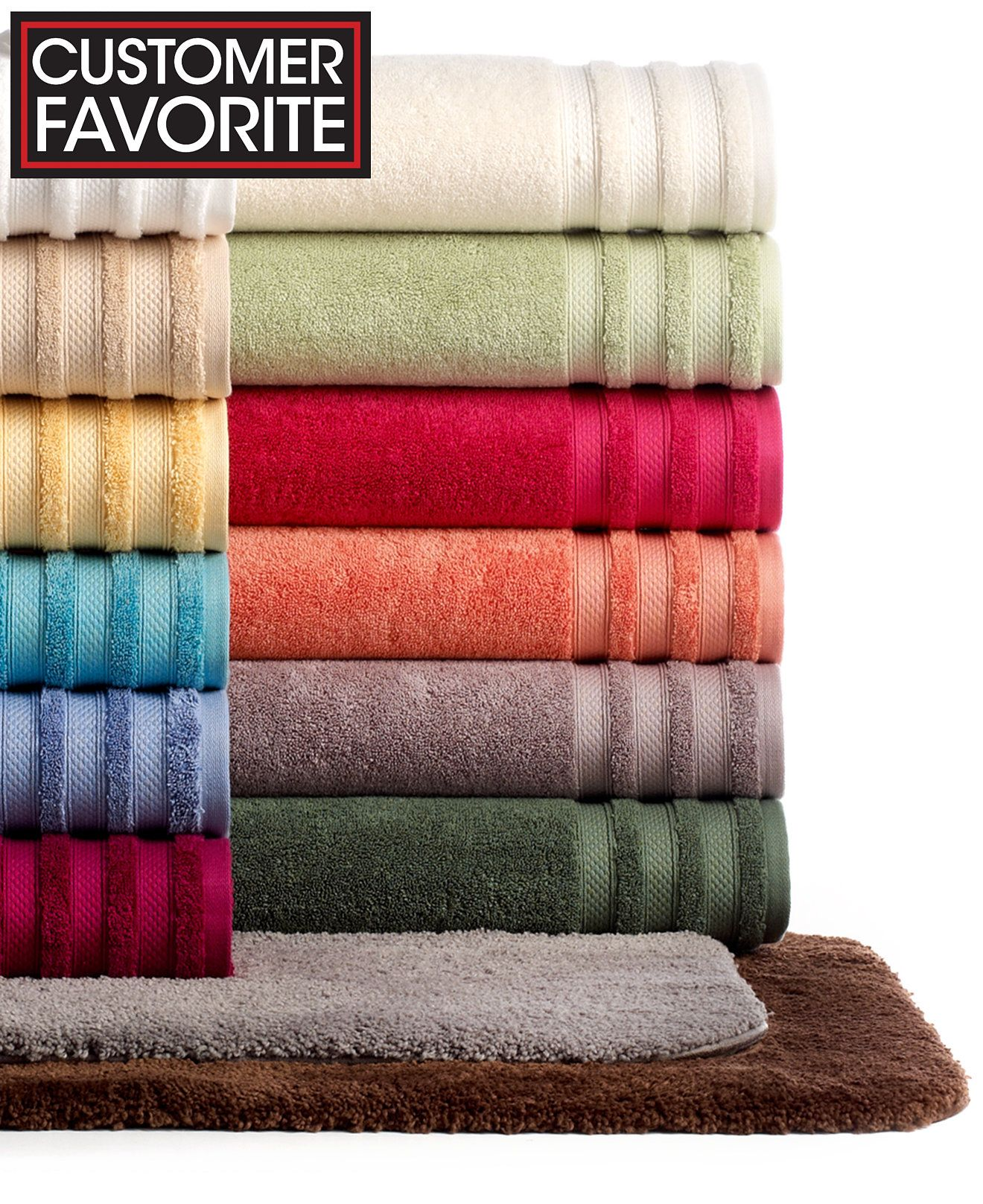 Charter Club Classic Pima Cotton Bath Towel Collection Bath