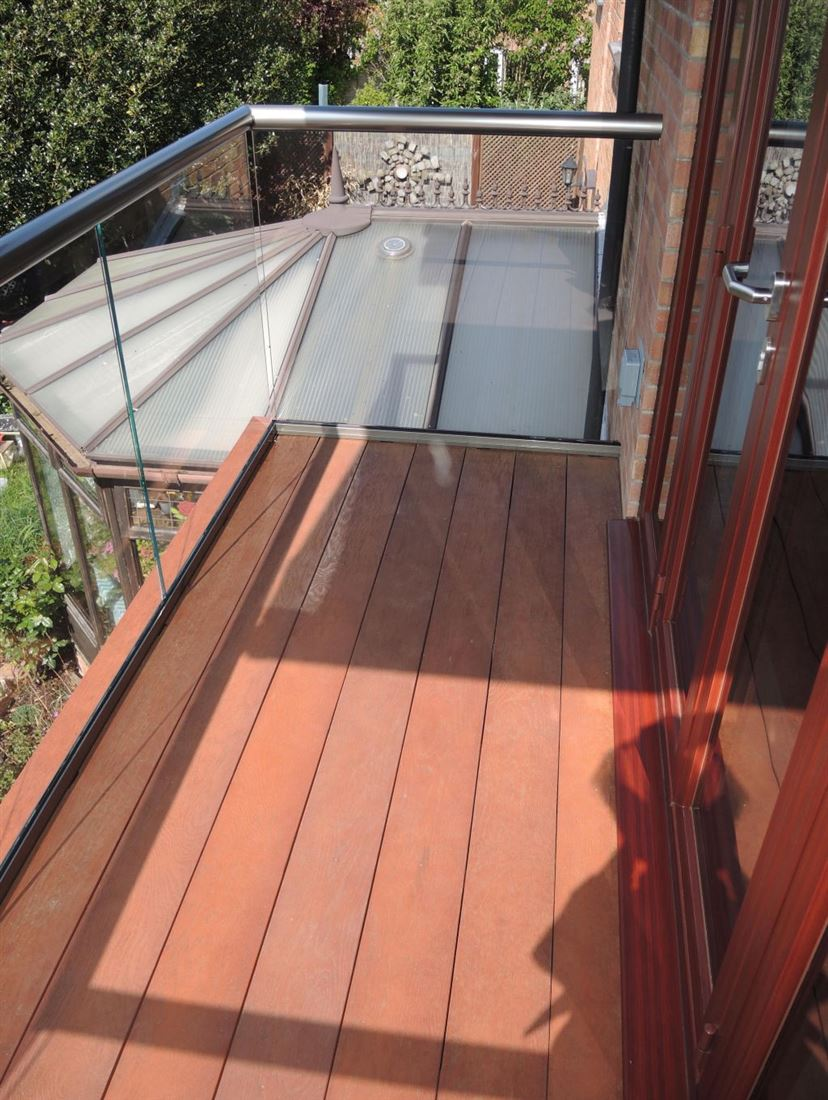 Glass Railing System Glass Balcony Glass Railing: Orbit Glass Balustrade In Essex