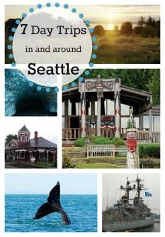 7 Day Trips With Kids In and Around Seattle