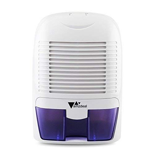 Amzdeal Dehumidifier For 323 Sq Ft Home Basement Bedroom