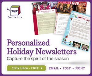Holiday Newsletters    Or Form Letters Of Any Type In A