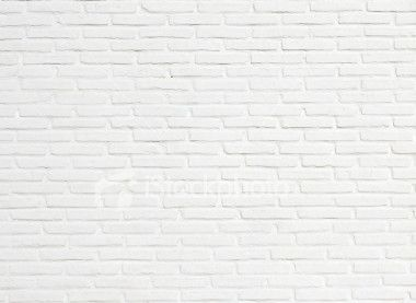 Stock Photo 2540666 Bright White Brick Wall Texture