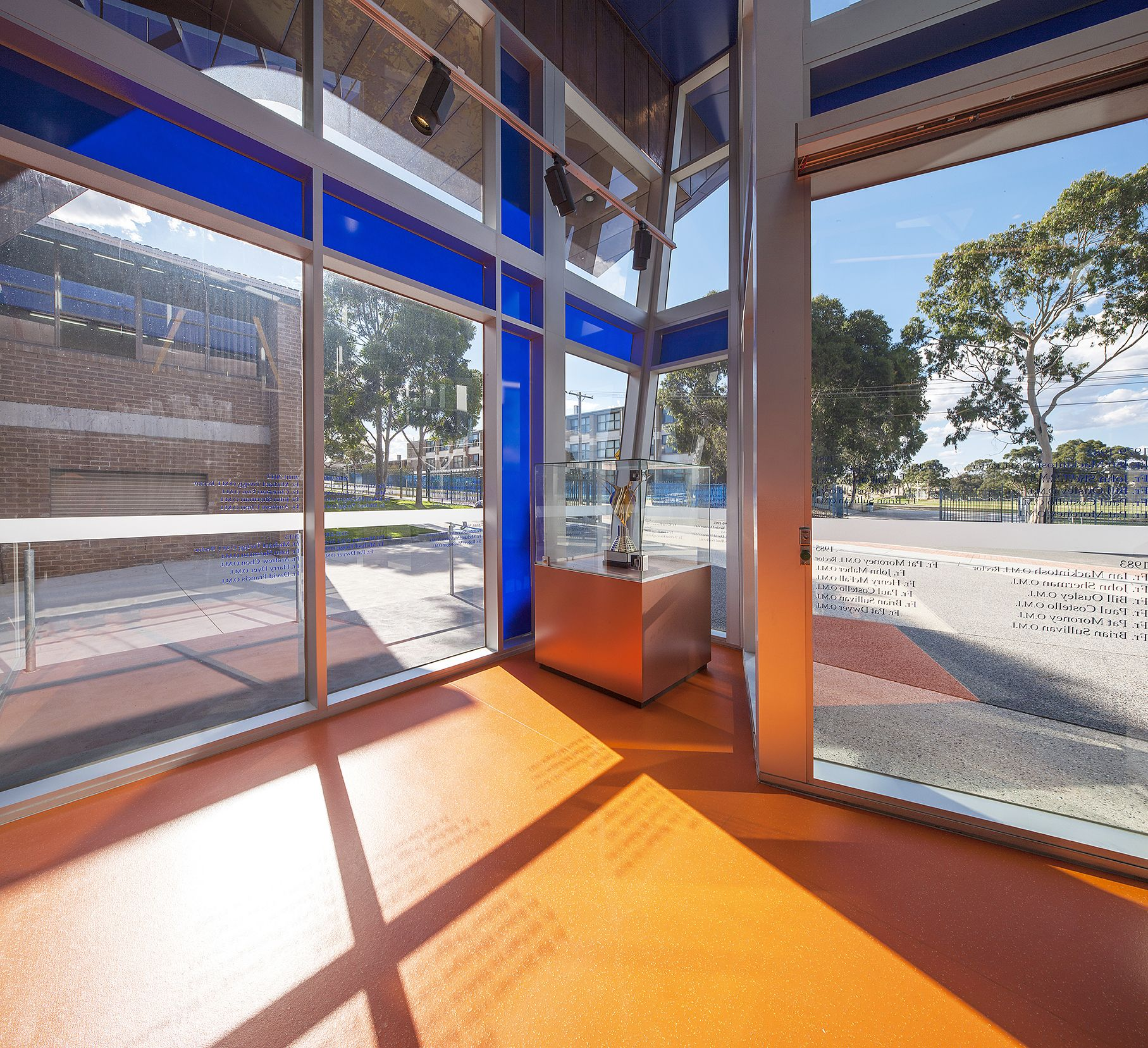 Mazenod College, Victoria gerflor Educational projects