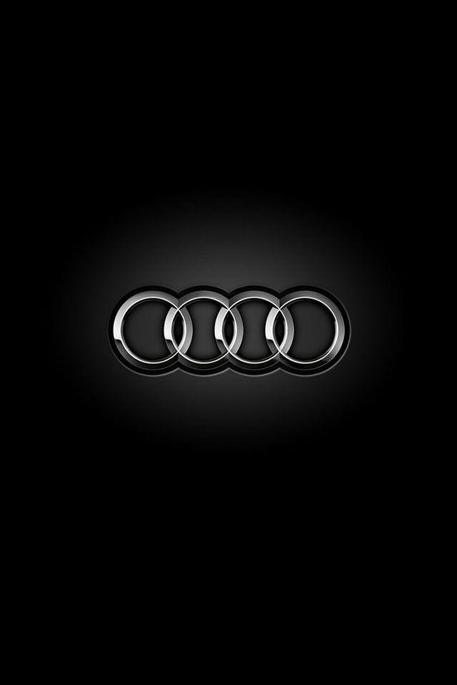 Logo De La Marca Audi Muy Sencillo Y Reconocido Identidad Visual