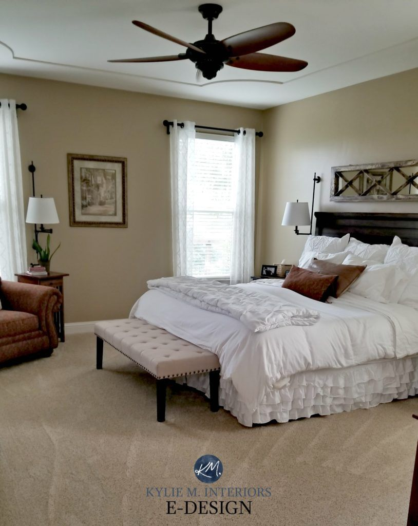 The 9 Best Benjamin Moore Paint Colours For A North Facing Northern Exposure Room Beige Walls Bedroom Beige Paint Colors Paint Colors For Living Room #tan #colors #for #living #room
