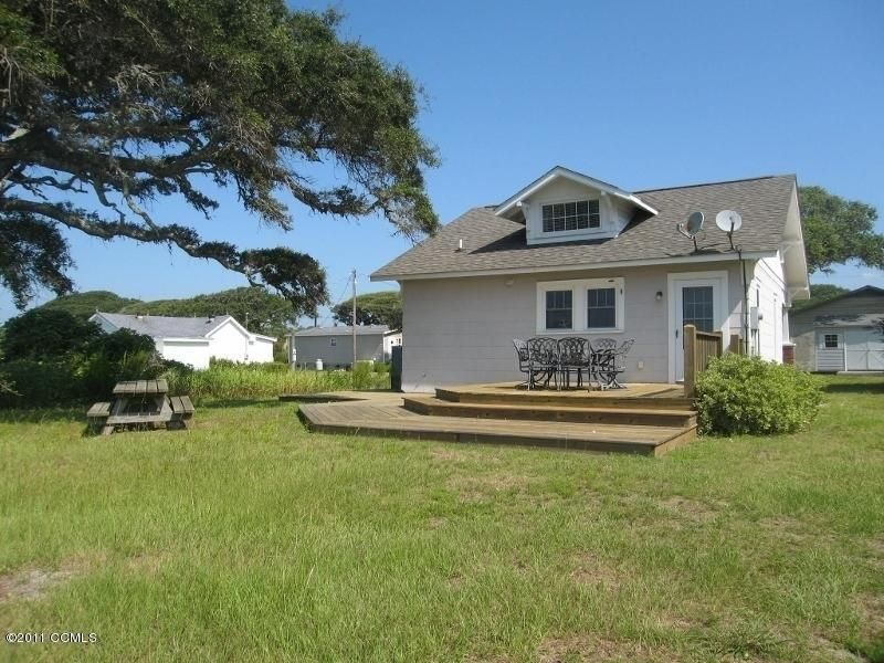 Bungalow vacation rental in harkers island nc usa from