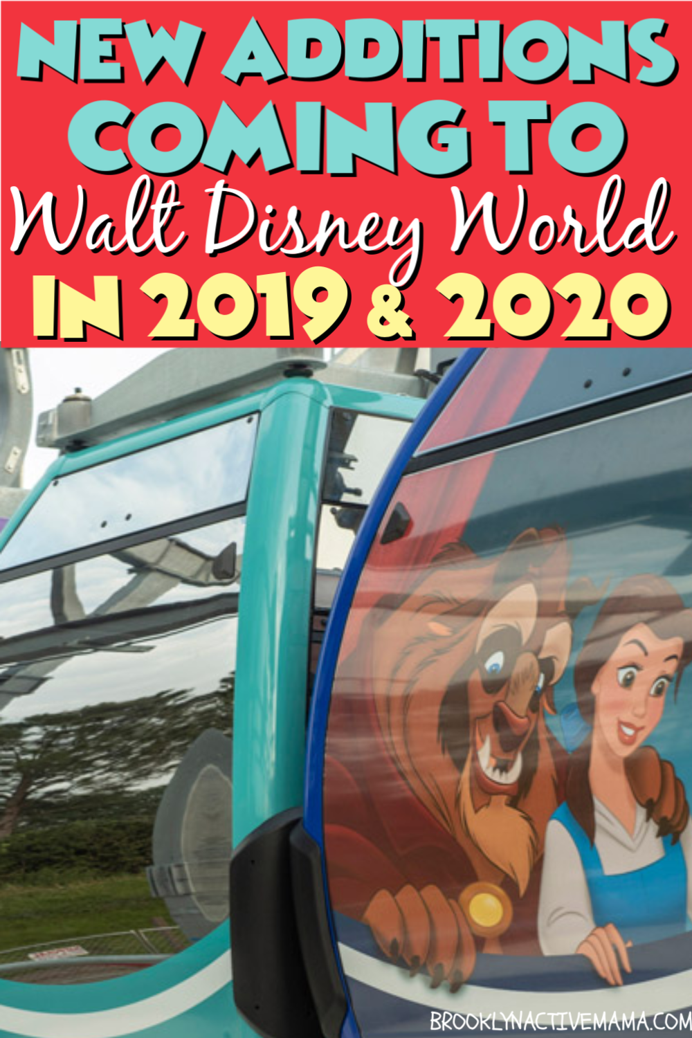 5 New Magical Additions Coming To Disney World in 2020