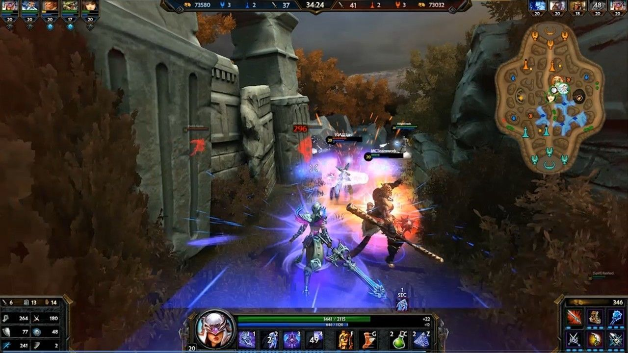 Smite Progress and Purchases Can Be Transferred from PC to