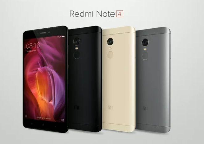 Xiaomi Redmi Note 4 launched in India Price, Specs