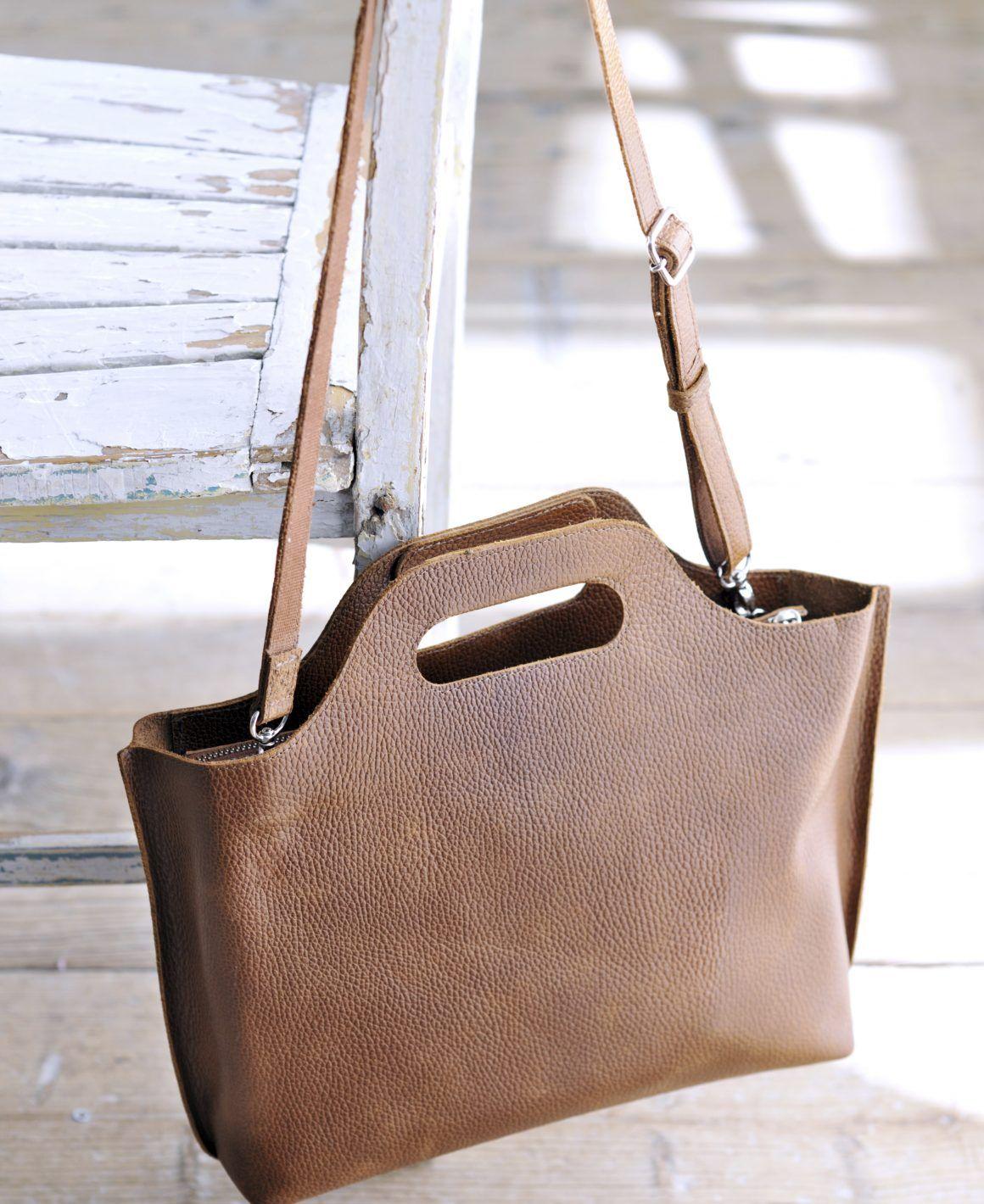 3a6214e1d45 Eco-leren handtas Carry | tassen in 2019 - Bags, Shoe bag en Bucket Bag