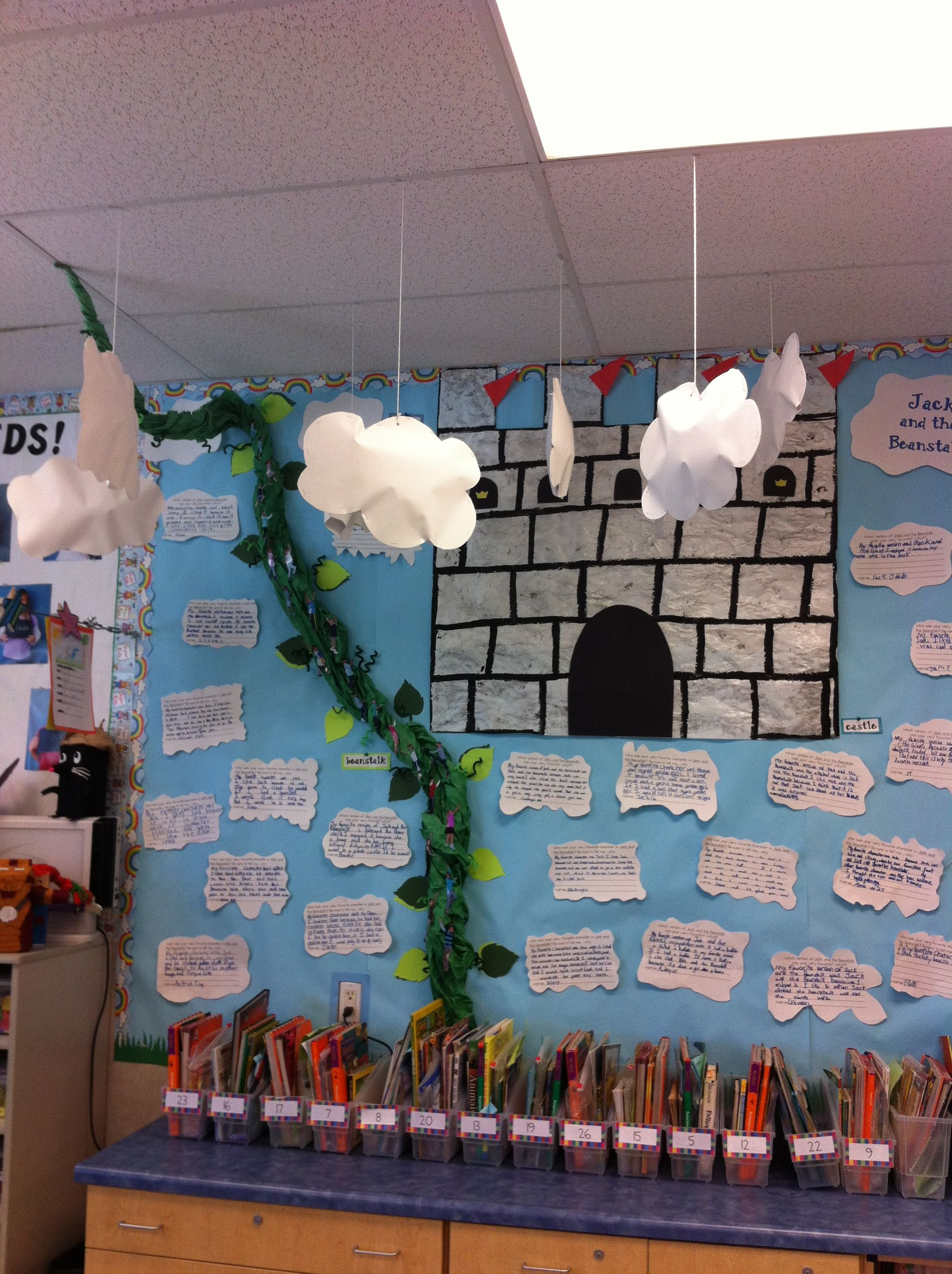 Jack And The Beanstalk Board