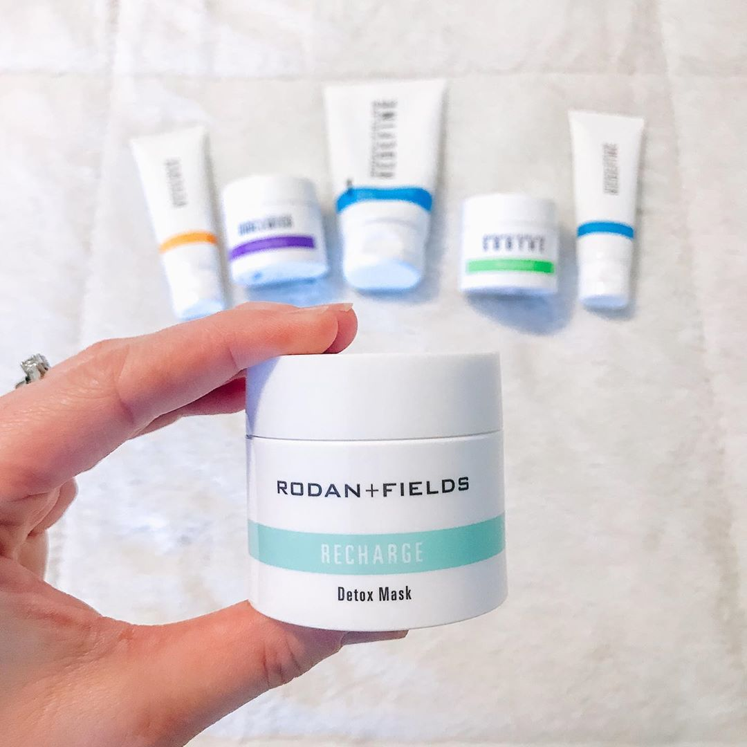 How Many Face Masks Are Too Many Wait Don T Answer That Do You Have A Sunday Routine That Helps Yo In 2020 Rodan And Fields Face Products Skincare Face Mask
