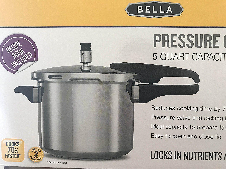 Beau Bella Pressure Cooker 5 QT    Insideru0027s Special Review You Canu0027t Miss. Read  More : Pressure Cookers