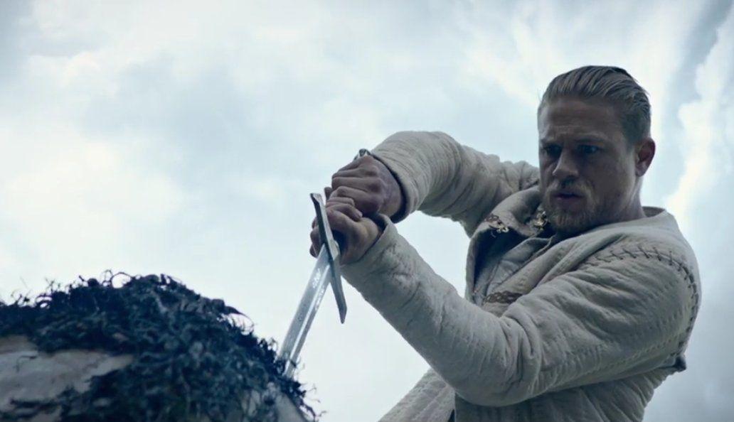 Rey Arturo: La Leyenda de la Espada- Segundo Trailer